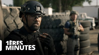 S.W.A.T. - S02 E04 - Le combat de coqs - premières minutes