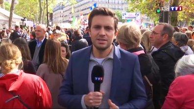 PMA pour toutes : les opposants manifestent à Paris