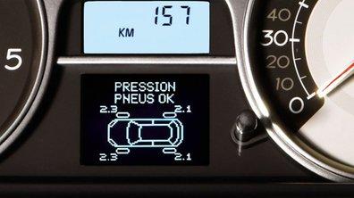 Sécurité : le contrôle de la pression des pneus bientôt obligatoire