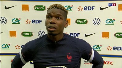 "Paul Pogba : ""Il fallait faire le job"""