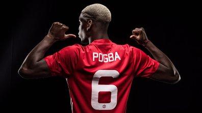 Paul Pogba s'offre déjà un record en Premier League