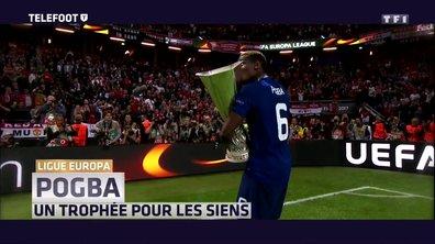 [Exclu Téléfoot 28/05] Ligue Europa: Pogba, une victoire pour tout Manchester et pour les siens