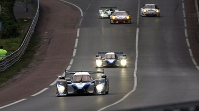 Les qualifications des 24h du Mans