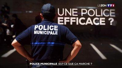 Police municipale : qu'est-ce que ça donne dans les villes qui l'ont mise en place ?
