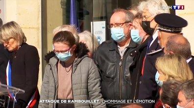 Policière tuée à Rambouillet : les hommages