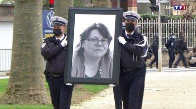 Policière tuée à Rambouillet : les moments forts de l'hommage national