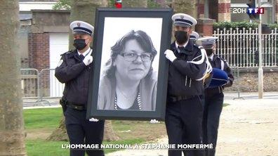 Policière tuée à Rambouillet : un hommage national émouvant à Stéphanie Monfermé