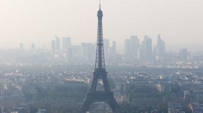 Pollution – vignettes Crit'Air : mesures inédites à Paris et à Lyon