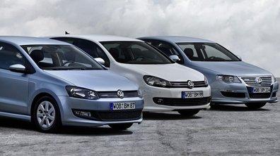 La nouvelle gamme Volkswagen BlueMotion en détails