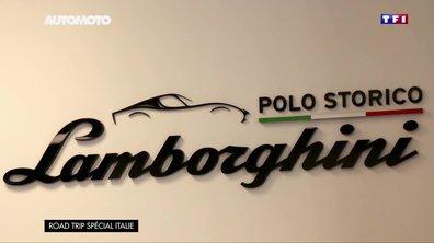 Road Trip spécial Italie : Les bijoux du Polo Storico de Lamborghini