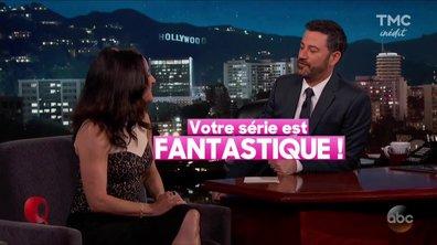 Le Petit Q : Pommade en promo au Late Night Show