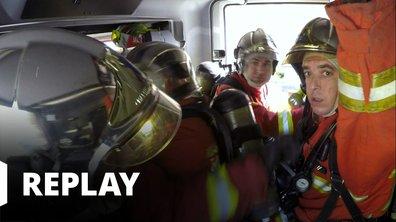 Pompiers : leur vie en direct - Le feu d'appartement