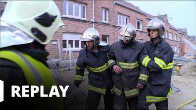Pompiers : leur vie en direct - Les risques du métier
