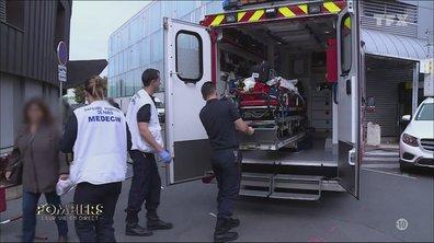 Pompiers : leur vie en direct - Face à la maladie
