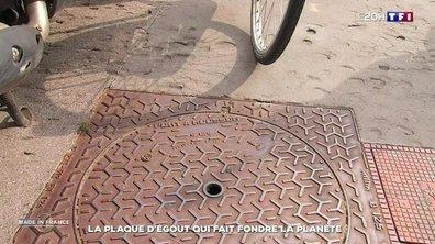 Pont-à-Mousson : la plaque d'égout qui fait fondre la planète