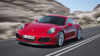 Nouvelle Porsche 911 Carrera 2015 : la révolution turbo