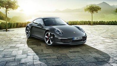 """Porsche 911 50th Anniversary Edition : le """"modèle du jubilé"""""""