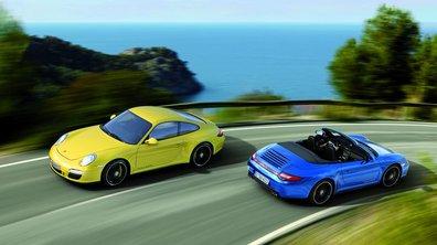 Porsche 911 Carrera 4 GTS : encore un nouveau modèle !