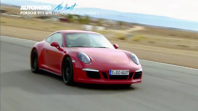 No Limit : La Porsche 911 Carrera GTS 2014 à l'essai