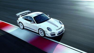 Porsche 911 GT3 RS 4.0 : ultime édition limitée de 500 chevaux
