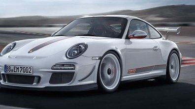 Porsche 911 GT3 RS 4.0 : voiture de course légalisée ?