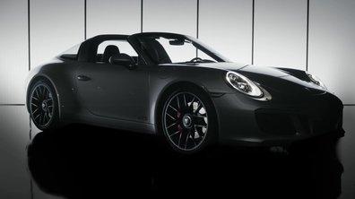 Porsche 911 GTS 2017 : Présentation officielle