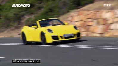 Essai Vidéo : Les nouvelles Porsche 911 GTS 2017
