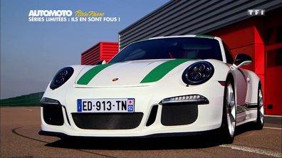 Plein Phare : 911 R, la Porsche qui affole les compteurs
