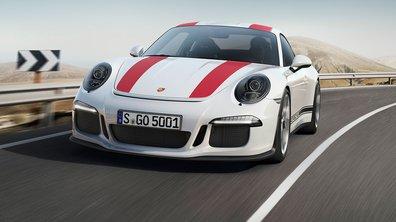 Salon Genève 2016 : Porsche 911 R, puissance pour puristes
