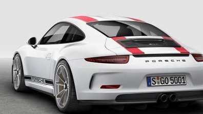 Plus d'un million d'euros pour la Porsche 911 R !