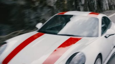 La Porsche 911 R, en vidéo