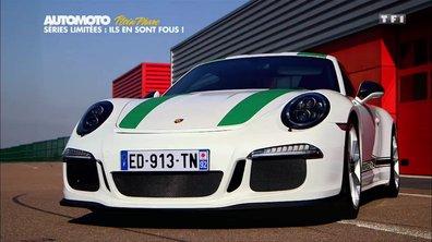 Plein Phare : Porsche 911 R, pourquoi tant de séries limitées ?