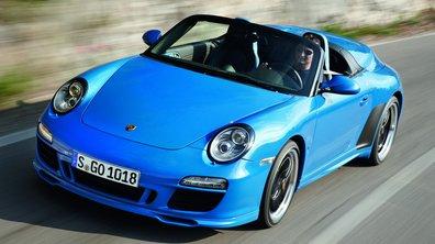 Porsche 911 Speedster, une édition très limitée