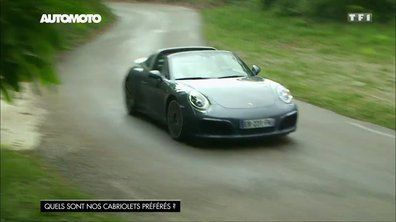 Essai - Porsche 911 Targa 4S 2016 : le cabriolet sportif par excellence ?