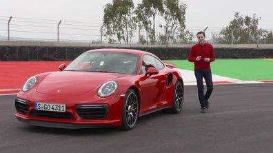 Teaser : La Porsche 911 Turbo S dans Automoto du 31 janvier 2016