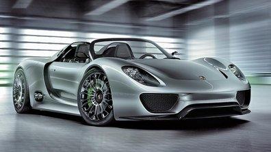 Porsche promet du spectaculaire pour le salon de Détroit