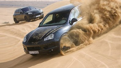 Salon de Genève 2010 : Le nouveau Porsche Cayenne 2 montre ses formes !