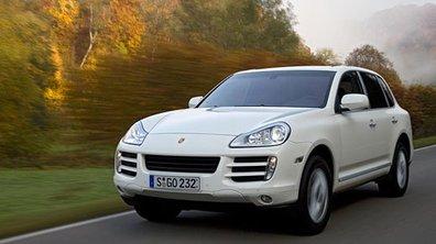 Le Porsche Cayenne diesel est lancé
