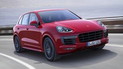 Porsche Cayenne GTS 2015 : moins de cylindres, plus de fougue !