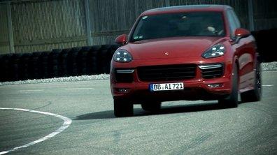 Porsche Cayenne GTS 2015 : présentation officielle en vidéo