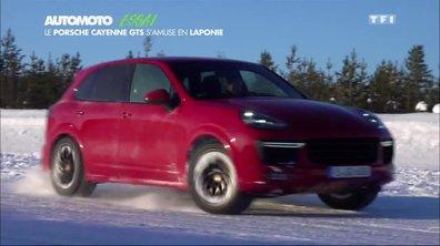 Essai Vidéo : Porsche Cayenne GTS 2015