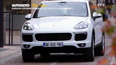 Plein Phare : Cayenne Hybride, l'atoût technologique de Porsche