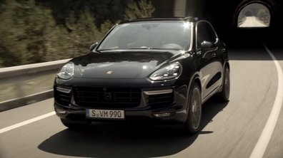 Porsche Cayenne Turbo S 2015 : présentation officielle en vidéo