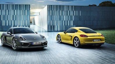 Salon de Los Angeles 2012 : Porsche Cayman en vidéo, photos, et prix
