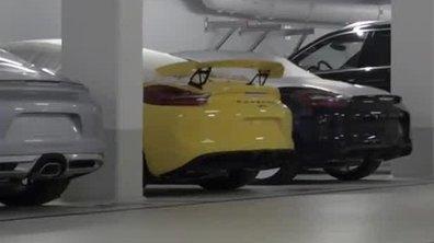 La restauration de la Porsche 911 châssis numéro 75