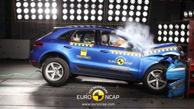 Crash-Test EuroNCAP : Passat et Macan à 5 étoiles, 4 pour les MINI et Corsa