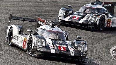 WEC – 6 Heures du Nürburgring : Porsche vainqueur devant son rival Audi