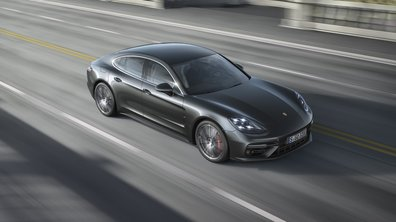 La nouvelle Porsche Panamera 2016 résumée en 10 chiffres-clés