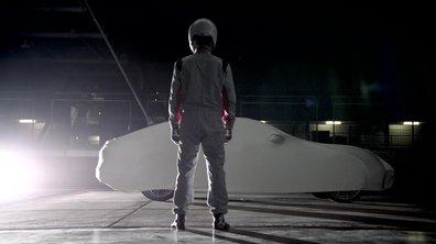 La future Porsche Panamera 2016 s'offre un teaser... et un record ?