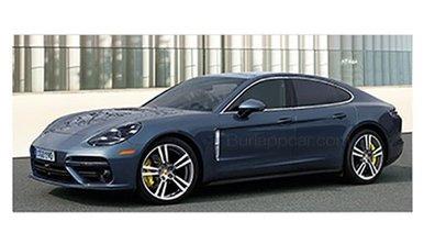 La future Porsche Panamera 2017 en fuite ?